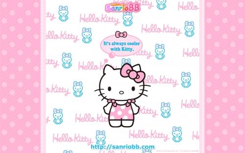 wallpaper hello kitty,sfondi hello kitty,