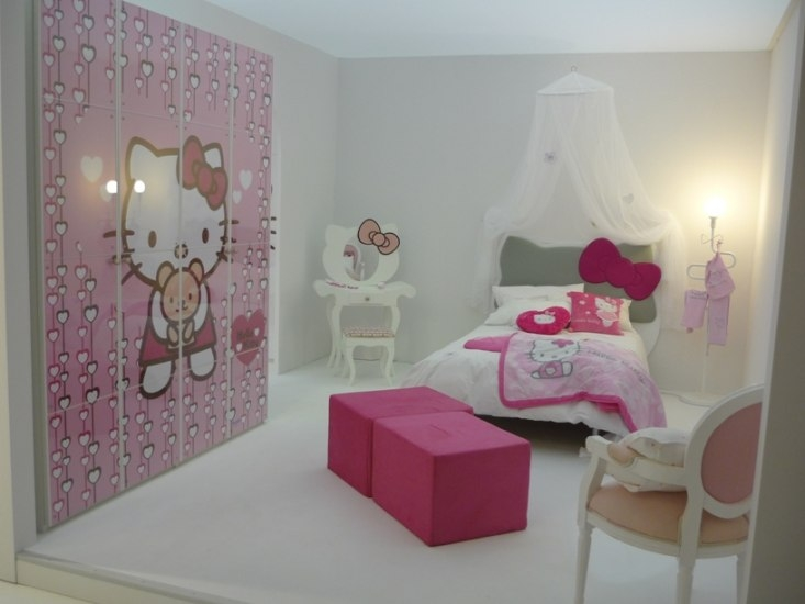 Hello Kitty cameretta  KittyLove