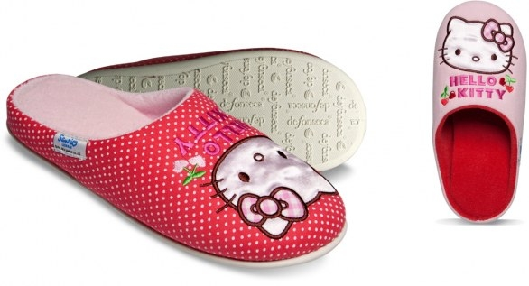 nuovi prodotti per metà fuori pacchetto elegante e robusto De Fonseca x Hello Kitty   KittyLove
