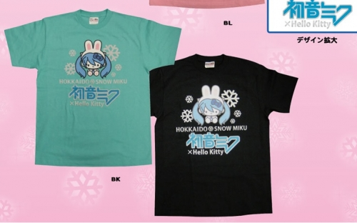 2726111142 Sanrio and Vocaloid Team Up for Hello Kitty Version of Snow Miku